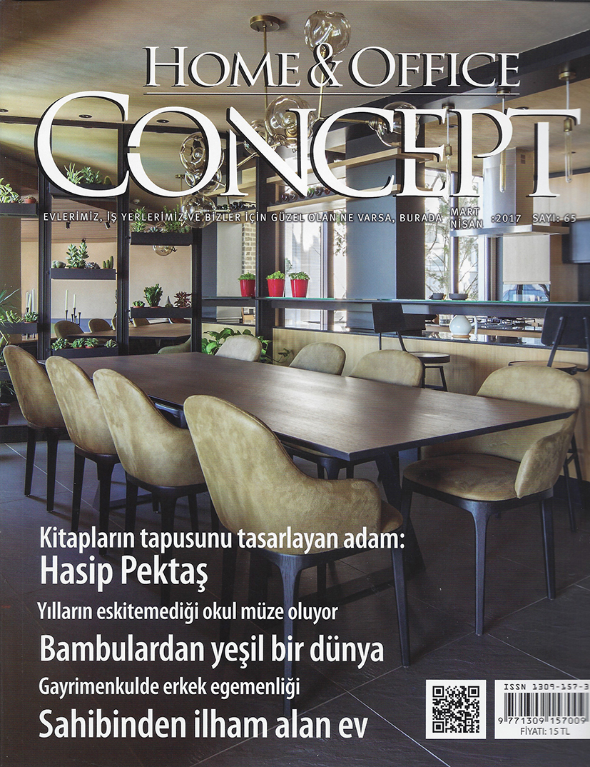 Home & Office Concept - Mart-Nisan 2017