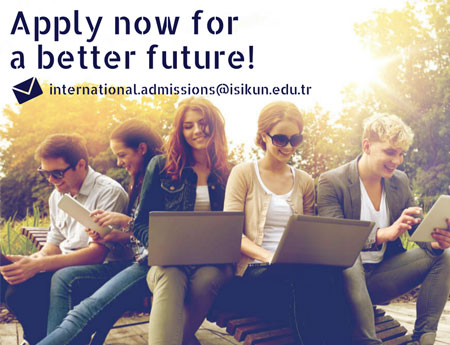 Apply now for a better future!