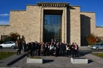 IRC club visited National Assembly, 2013-Ankara