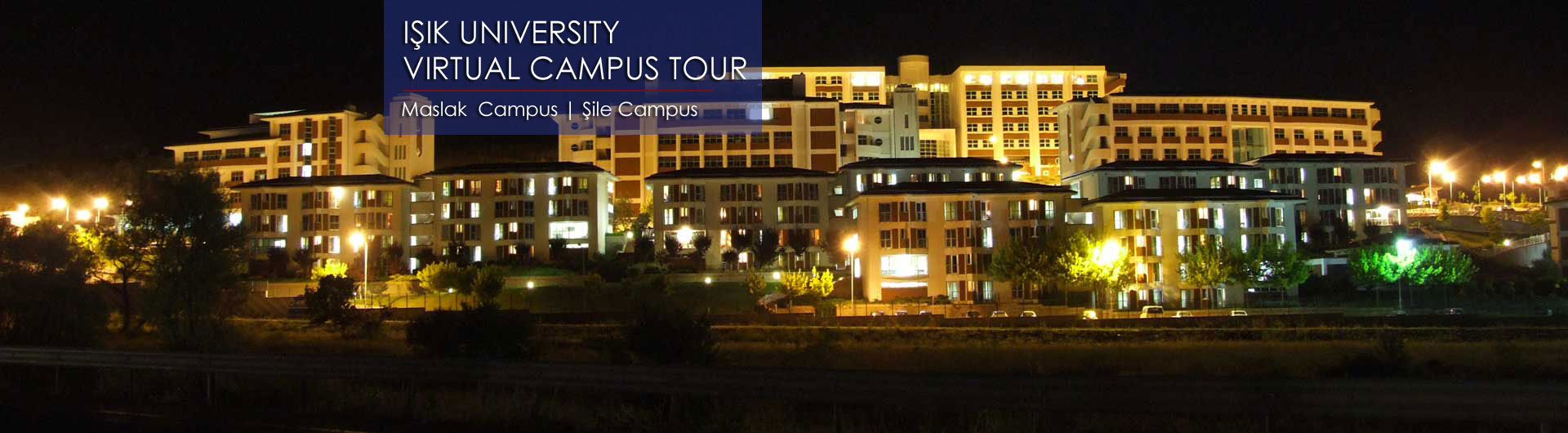 Virtual Campus Tour