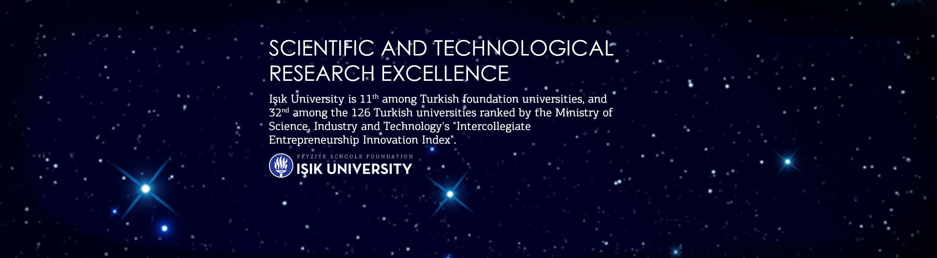 Scientific and Technological Research Excellence