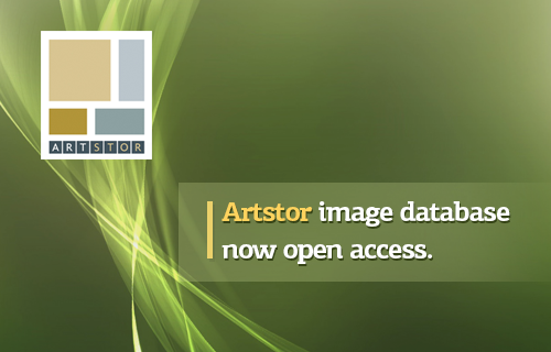Artstor Image Database